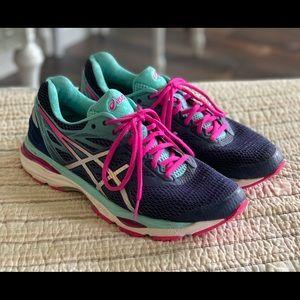 Asics gel-cumulus 18 women's running shoe sz 10